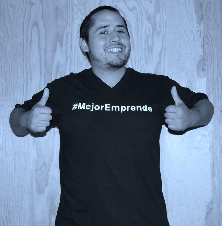 Aly Antúnez, emprendimiento, emprendedor, Mejor emprende