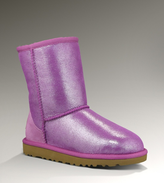 Hot Pink Sparkle Ugg Boots Uggs Boots Hot Pink