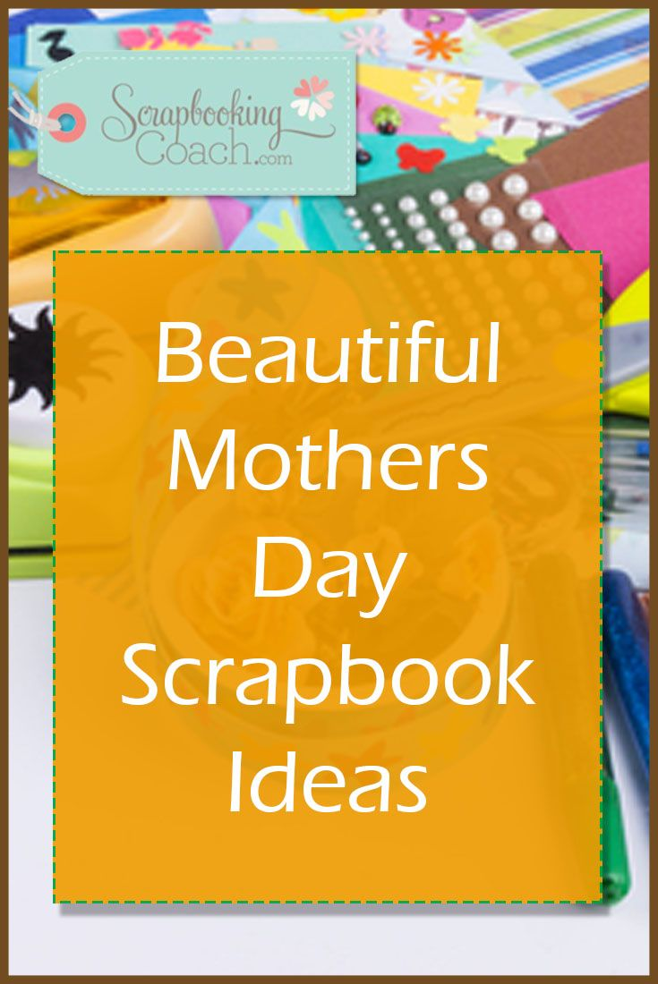 Scrapbook embossing ideas