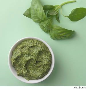 basic basil basic pesto simple basil eating cooking healthy cooking ...