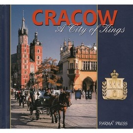 """Cracow: A City of Kings - Christian Parma. Cracow is a city close to the heart of every Pole. Wonderful witness to the nation's history, culture & art. You can find the old city walls, histories, museums as well as the modern face of the city.  Book is divided into 4 chapters: Old Town, Royal Route, Wawel Hill, Kazimierz District.  Publishing House: Parma® Press, Marki 2010  Hardcover book measuring 6.75"""" x 6.3"""" x 0.5"""" 96 pages, 142 photos, maps, English"""