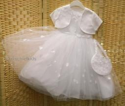 TWIXIE SL8941 Sarah Louise 8941 Tulle Dress Bolero Bag