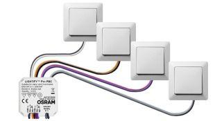 LIGHTIFY Pro   Die professionelle drahtlose Beleuchtung  Gebäudemanager und Installateure können von Osram LIGHTIFY Pro profitieren, da Kunden ohne großen Aufwand drahtlos vernetzt werden können.  #led #tech #osram #lightify #licht #automation #hausautomation #connected