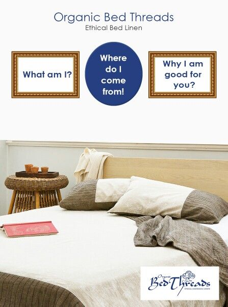 What am I: Kids Single & Adult Queen & King Doona/Duvet Cover Sets  Why I am good for you: Cotton breathes, it keeps you cool by absorbing moisture, while in cool weather it retains body heat. Even better when it's certified organic cotton. ORGANIC cotton is gown without using synthetic pesticides. As our bed linen is made.... https://plus.google.com/+TarshaBurn/posts/ezun368UuN3