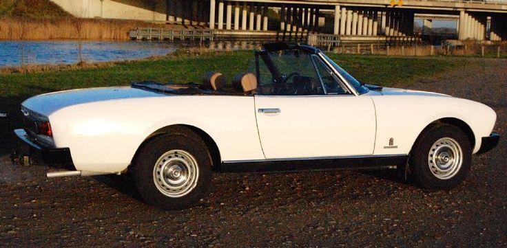 Peugeot 504 2.0 TI Cabriolet 1983