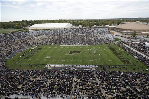 4 Purdue Football Players Accused of Sexual Assault: Latest Details and Comments | Bleacher Report