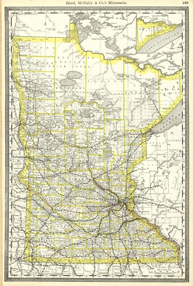 Best Images About Minnesota On Pinterest Minnesota Military - Chicago map border