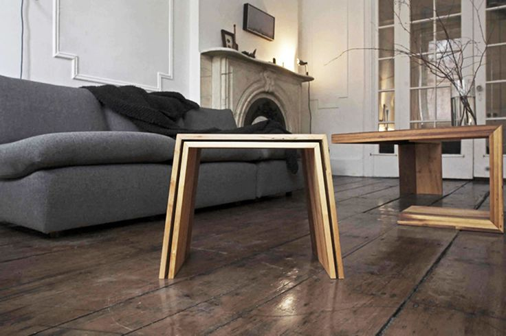 Cloudy Side Table