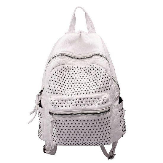 sacs dos en cuir lisse moderne pour voyages sacs de. Black Bedroom Furniture Sets. Home Design Ideas