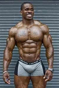 thick black muscle bull men  yahoo image search results