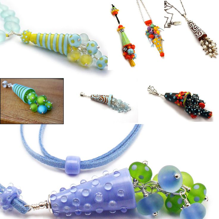 rubyu0027s shoes thoughts on hollow cone beads and using the lampwork cone mandrel