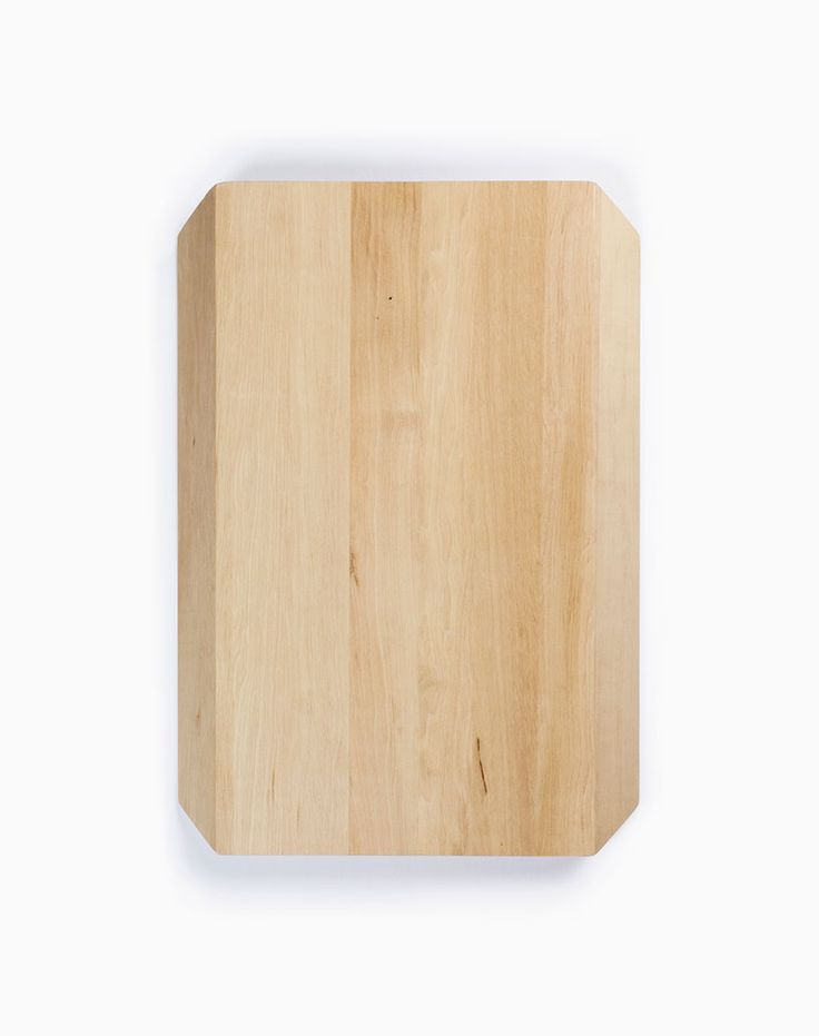 """Over Easy"" chopping board by Claesson Koivisto Rune for Smaller Objects, Sweden"
