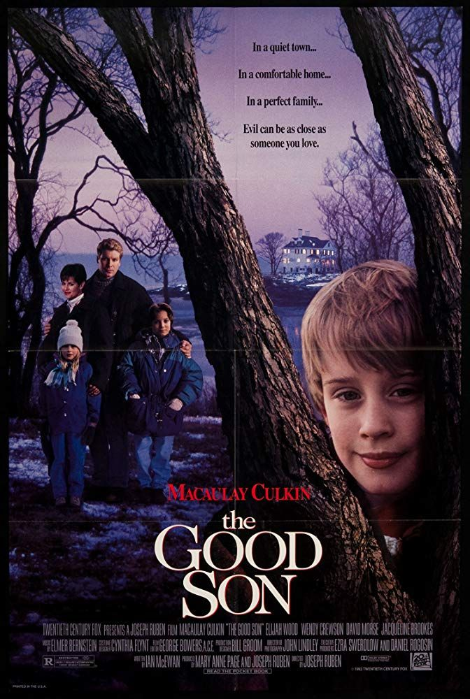 macaulay culkin movies the good son