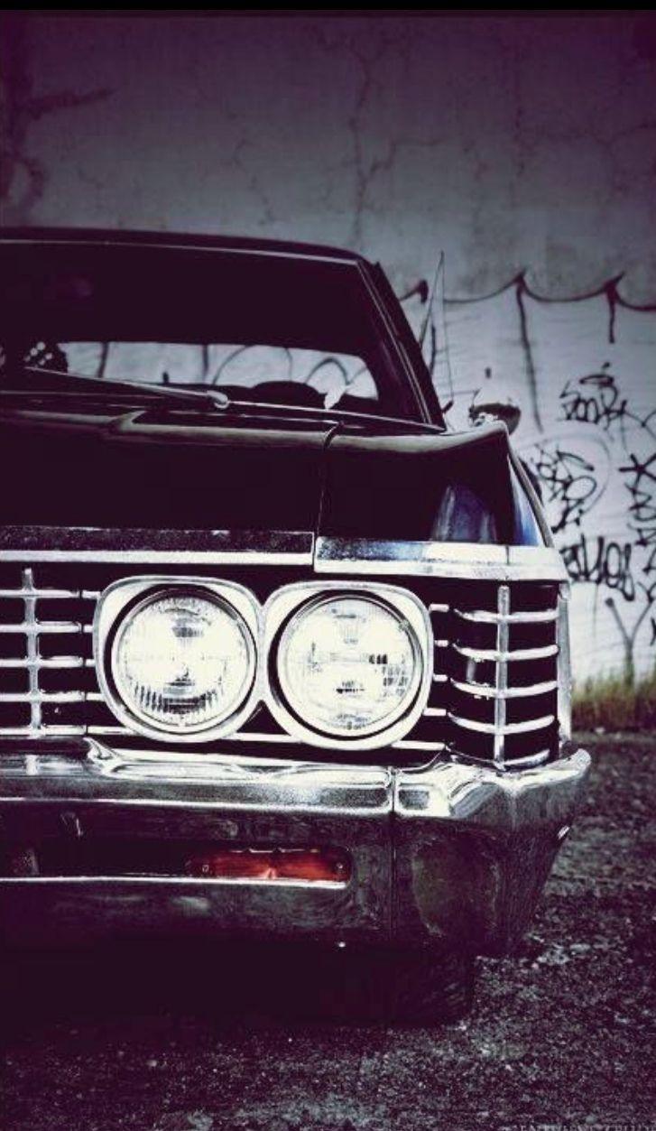 Dean S Baby Chevy Impala Chevrolet Impala Impala