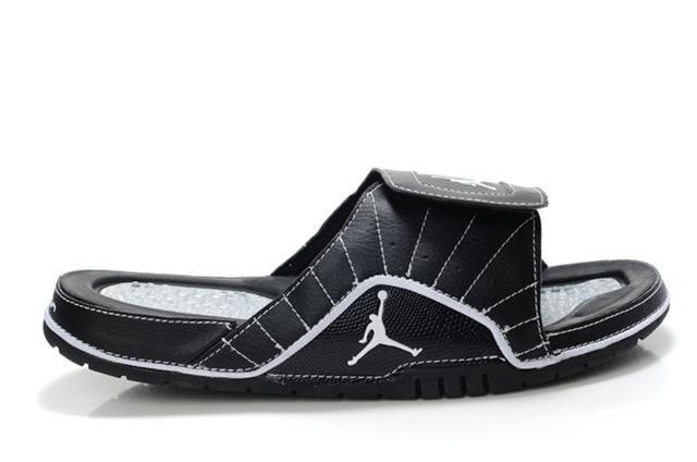https://www.hijordan.com/air-jordan-12-black-white-sandals-p-599.html Only$71.80 AIR #JORDAN 12 BLACK WHITE SANDALS Free Shipping!
