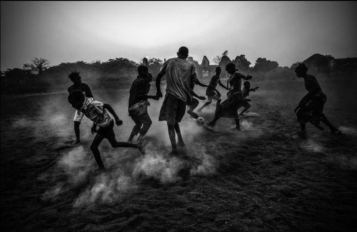 FOOTBALL IN GUINEA-BISSAU - Daniel Rodrigues