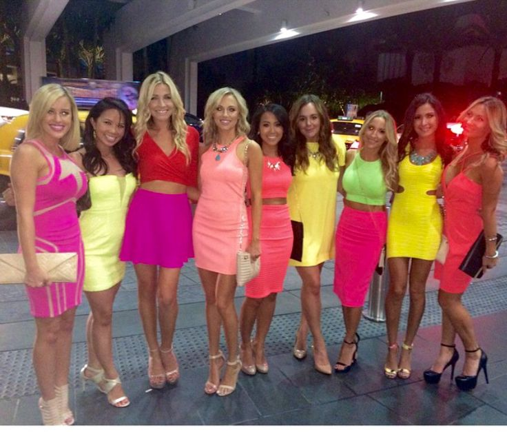 Neon Bachelorette Party!... Miami? NOLA?