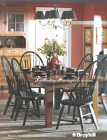 Best Broyhill Furniture Images On Pinterest Broyhill Furniture - Broyhill farmhouse dining room table