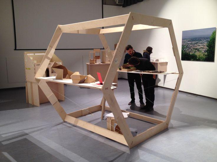 IA3 Exhibition KWMC Bristol Nov 2015 Interior ArchitectureBristol Exhibitions