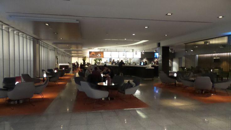 Cafe Airo at the Parkroyal Melbourne Airport Hotel, Melbourne, Australia