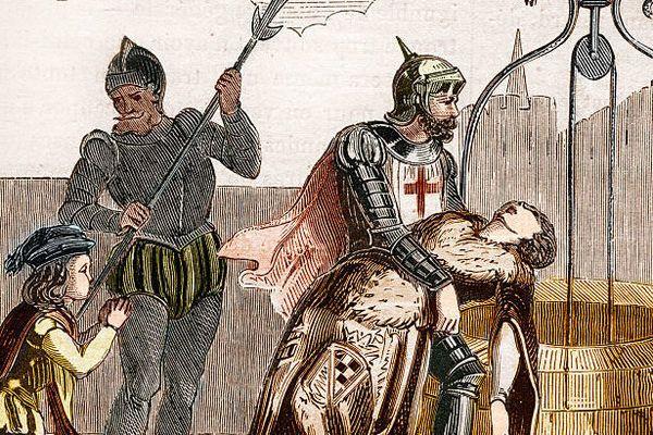 Gilles de Rais inspired the tale of Bluebeard. But was he really a murderer?