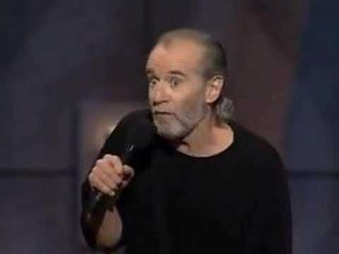 George Carlin - Things You Never See.  I love this man, equal opportunity offender!