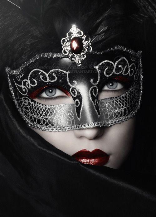 Alluring Goth Mystique