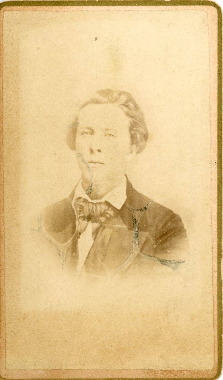 Zanesville, Ohio photographer J. P. Brown. Unidentified
