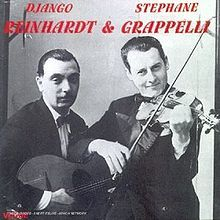 Reinhardt and Grappelli