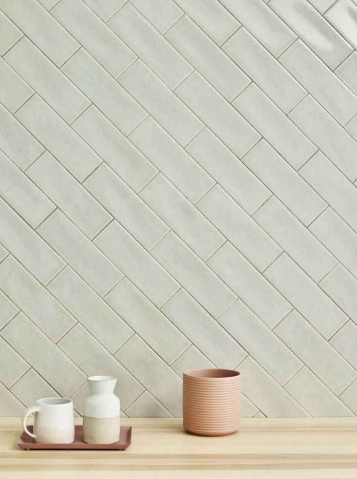 The Ceramic Sanctuary Line Has A Subtle Crackle Glaze That S Only Suitable For Wall Applications It Comes In Three Wall And Floor Tiles Tiles Rectangle Tiles