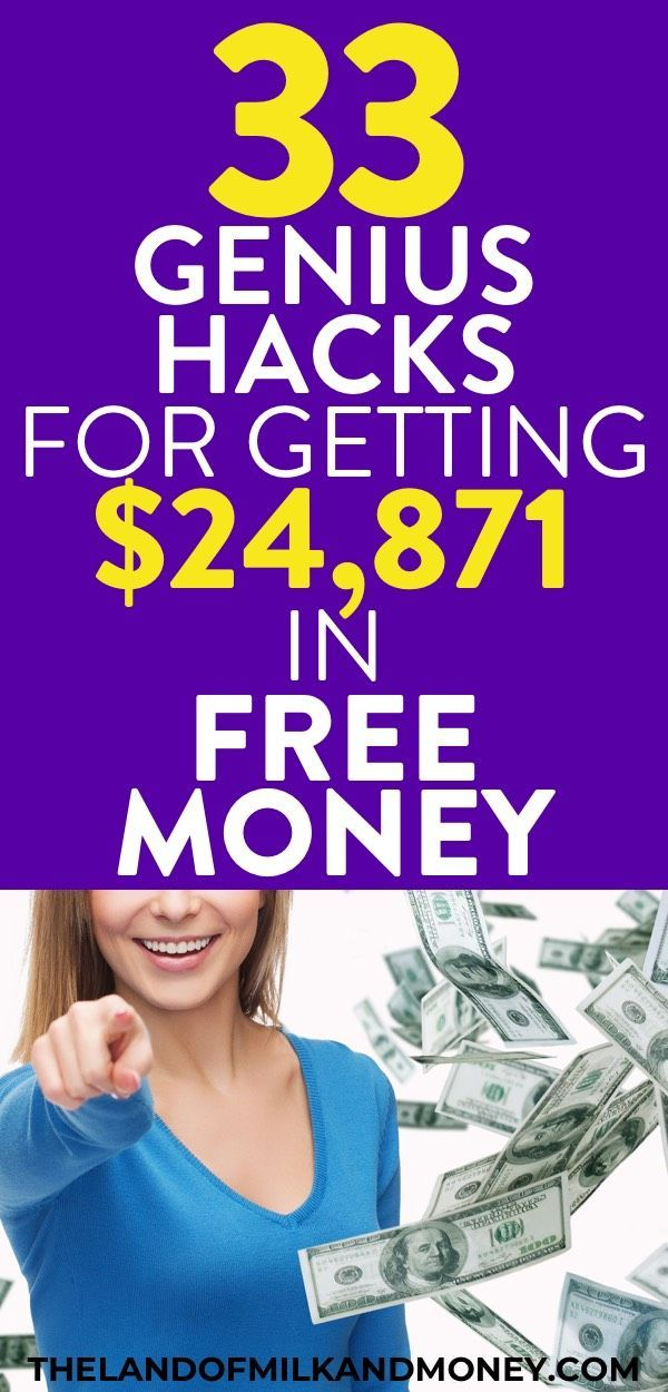 How To Get Free Money Right Now: 33 Sites To Get $24,871 (Or More!) – My dream career