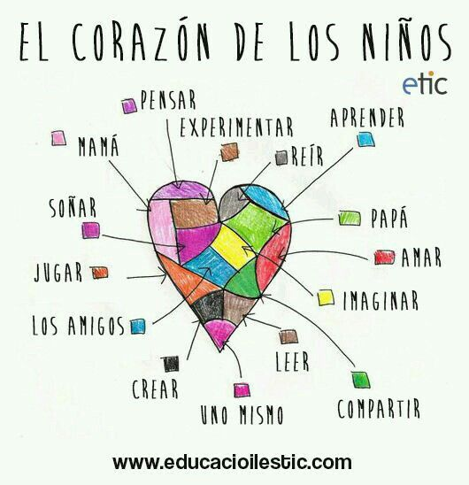El corazón de los niños *@