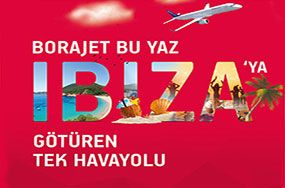 Bora Jet Uçak Bileti 49 TL | KolayBiletHatti.com