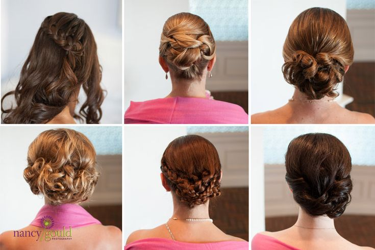 beautiful up-do's by Lisa George  http://nancygould.com
