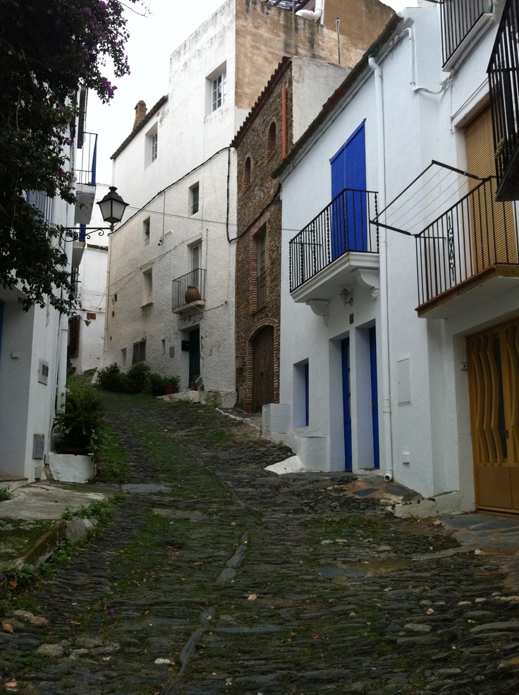 taken at Cadaques, Spain