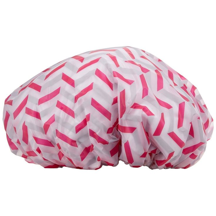 Protect your style with this tight-sealing plastic shower cap. Crafted by blowpro, the Perfect Shower Cap is designed to completely cover most hair lengths and styles, and the cotton terry liner keeps