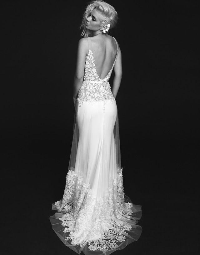 n°23, la robe de mariée sur-mesure de Rime Arodaky   Glamour