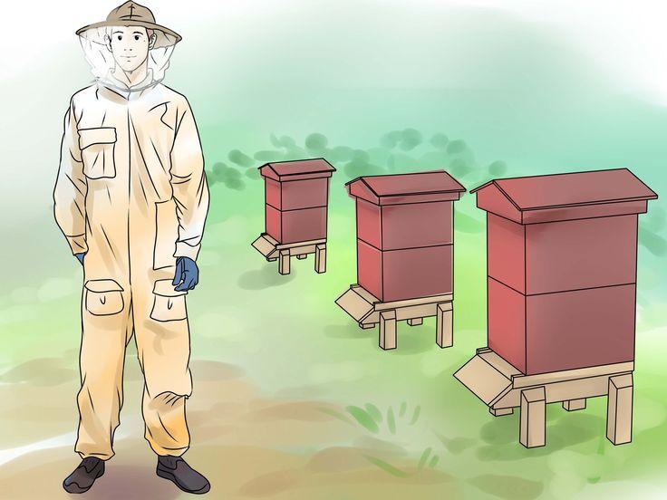 Il est très important pour l'apiculteur d'avoir une combinaison qui le protège des piqures d'abeilles de façon à pouvoir s'occuper de ses insectes et recueillir leur miel dans de bonnes conditions et surtout sans danger. L'équipement de pro...