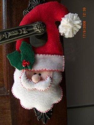 arreglos de navidad para puertas y ventanas 2013