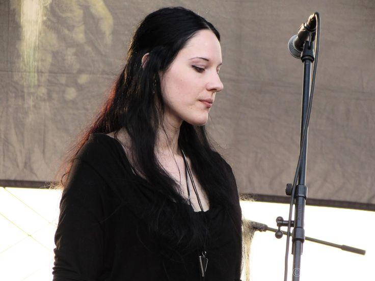 lady in black: Made of Metal 2015 #draconian #heikelanghans #doommetal #doom #metal #femalefrontedband #womeninmetal #ghotic #sovran #concertphotography