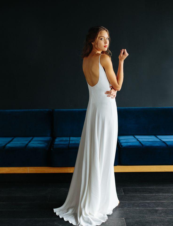 Parmi mes coups de coeur de l\u0027année, la vision moderne de la robe de mariée  Maison Floret figure en bonne place ! Voici la collection où se côtoient.