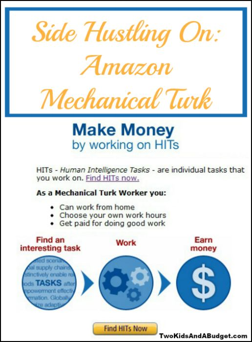 how to make money on amazon turk