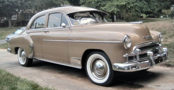 17 best images about 1950 chevy deluxe 4 door on pinterest for 1950 chevy styleline deluxe 4 door sedan