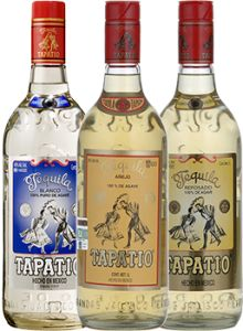 Tapatio #Tequila (Blanco, Reposado and Añejo.) Made from 100% estate-grown agave, these tequilas have had a cult following in Mexico for over 75 years. | @Caskers