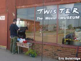 Wakita: Twister The Movie Museum