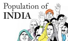 India, with 1,270,272,105 (1.27 billion) people is the second most populous country in the world.