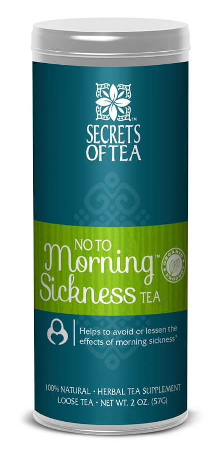 No To Morning Sickness Tea Helps to avoid or lessen the effects of morning sickness or nausea during pregnancy