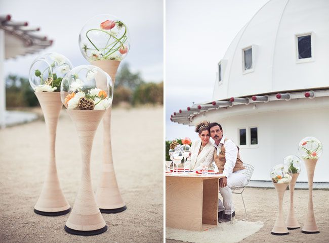 love goes cosmic chic inspiration shoot. Those things look like they are astronomical...