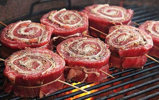 Steak roll up