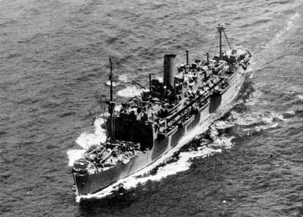 HMAS Westralia (I)   Royal Australian Navy